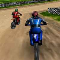 game Motocross Unleashed 3D