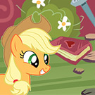 game My little pony find Applejack