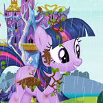 game My Little Pony Rainy Day