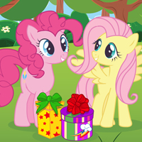 game My Little Pony Surprise Party