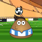 game Pou Juggling Football