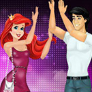 game Princess Ariel in the night club