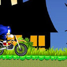 game Sonic Halloween Racing