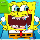 game SpongeBob Tooth Decoration