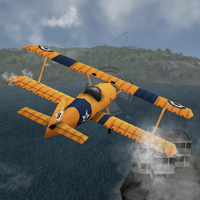 game Stunt Pilot 2: San Francisco