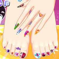 game Style Your Feet