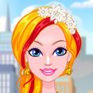 game Super Barbie Wedding Day