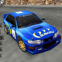 game Super Rally 3D