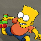 game The Simpsons Shooting
