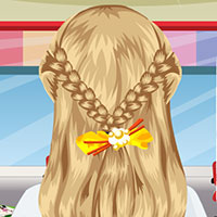 game Three Kinds Of Spring Hairstyle