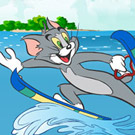 game Tom And Jerry Super Ski Stunts