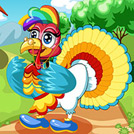 game Turkey Dress Up