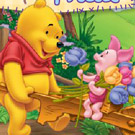 game Winnie and Piglet and the Balloon Trail